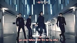 DBSK 동방신기 - Wrong Number MV (Dance Ver) [eng + rom + hangul + karaoke sub]