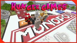 Minecraft Xbox - Hunger Games - Monopoly