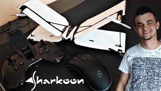 Latający Unboxing!! Dron Parrot Swing, Mysz SGM2, Mata 1337 RGB XXL od Sharkoona!! ✔ MafiaSolecTeam