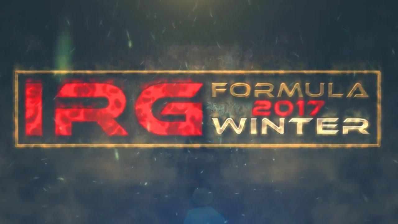 irg winter formula 2017 intro rfactor2 youtube. Black Bedroom Furniture Sets. Home Design Ideas