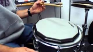 Buddy Rich Left Hand Technique - The Truth!