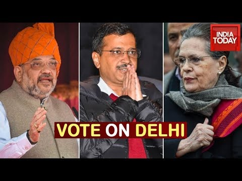 Delhi Elections 2020: What Are Key Issues And Who Has Upper Hand?