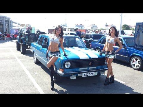 Первый Авто-Мото фестиваль в Сочи 2014 - Видео онлайн