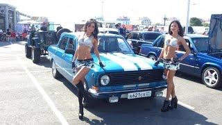 Первый Авто-Мото фестиваль в Сочи 2014