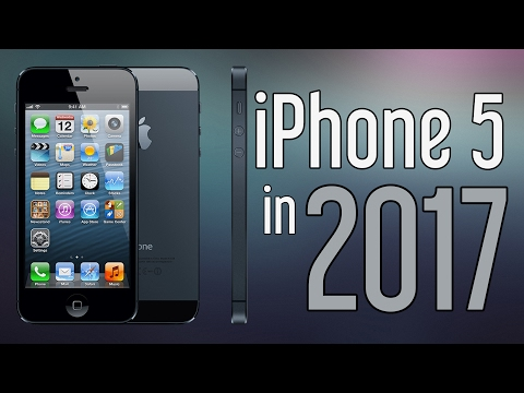 iPhone 5 in 2017? REVIEW (iOS 10.3.1)