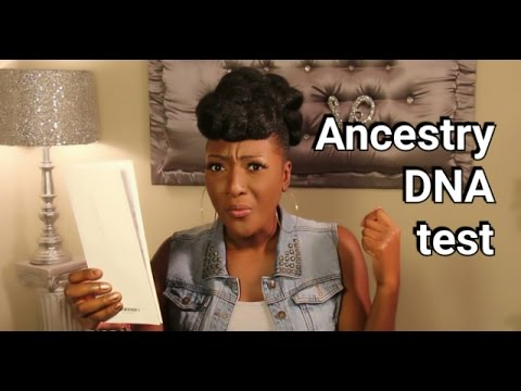 My Ancestry DNA Test - Kit Review