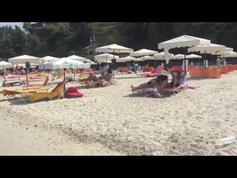Halkidiki - Agora Beach Greece - Trading And Traveling