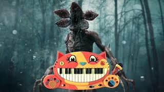 Demogorgon Theme but it's played on a Cat Piano