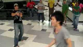Ursinus College Japan vs. America Dance-Off