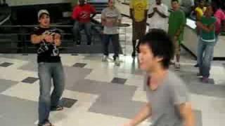 Ursinus College Japan vs. America Dance-Off