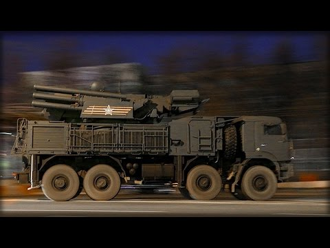 RUSSIANS DEPLOY ADVANCED ANTI-AIRCRAFT MISSILE SYSTEM TO PACIFIC REGION