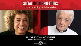A Conversation on Rące and Privilege with Angela Davis and Jane Elliott