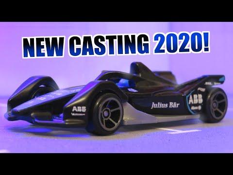 Hot Wheels Formula E Gen 2 Car (New casting for 2020!)