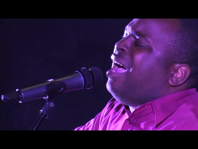 Rashad Cunningham Performs Oceans By Hillsong