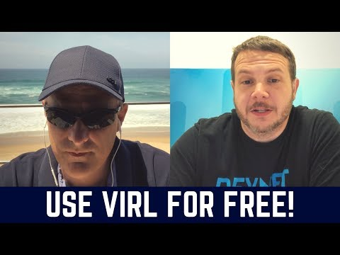 Free Cisco VIRL server! You can now use VIRL for free!  Thank you Cisco DevNet!