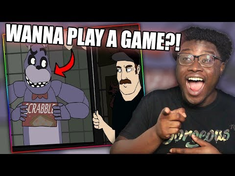 GAME TIME AT FREDDY'S! | Five Nights at Springtrap's Reaction! thumbnail