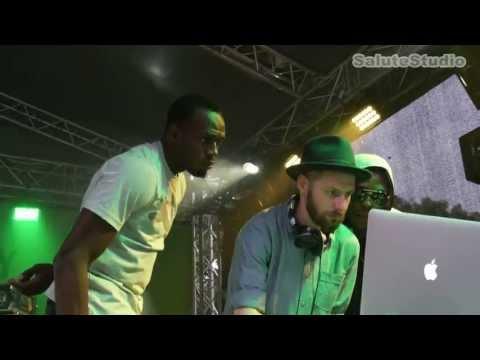 Usain Bolt Is Fan Dancehall Music, Jamaican Music