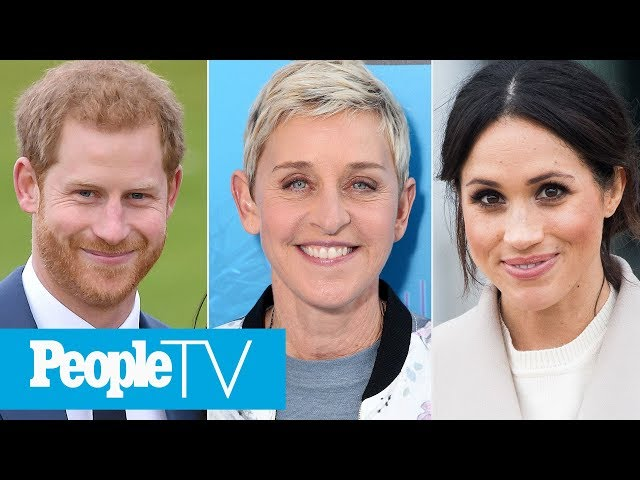 Ellen DeGeneres Defends Prince Harry And Meghan Markle Amid Private Jet Criticism | PeopleTV