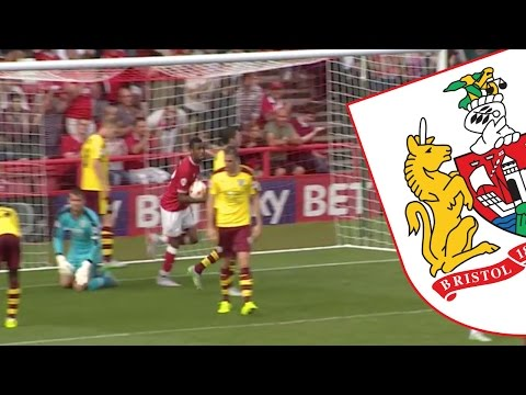 Highlights: Bristol City 1-2 Burnley
