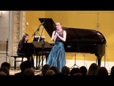 Fantasiestück op. 73/1 (Robert Schumann) Lila Scharang, Maria Prinz