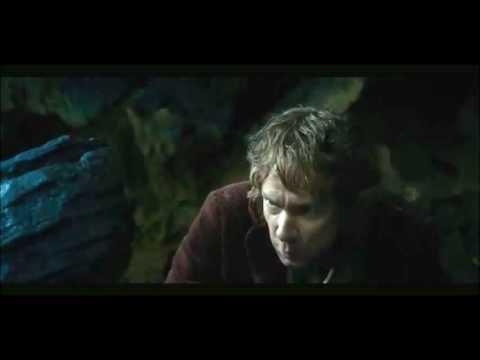 Golum, el juego de las adivinanzas  El hobbit