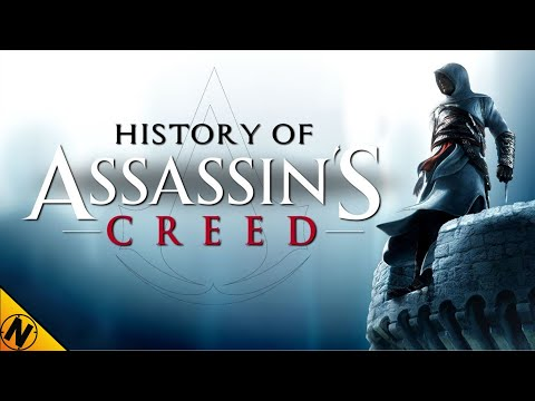 History of Assassin's Creed (2007 - 2018)