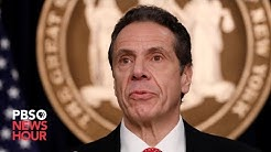 WATCH: New York governor Andrew Cuomo gives coronavirus update -- March 24, 2020