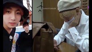 Taekook (How Jungkook treatsTaehyung)