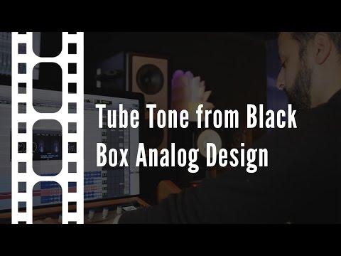 Tube Tone from Black Box Analog Design