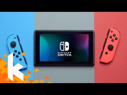 Nintendo Switch Review - (Noch) NICHT kaufen!