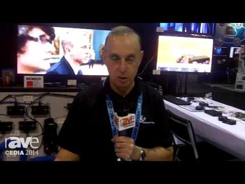 CEDIA 2014: Transformative Engineering Shows the HDS-12i 2-Port HDMI Splitter