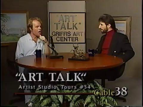 """Art Talk"" - Program #54  - Artist Studio Tours"