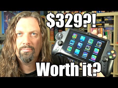 $329 Chinese Gaming Handheld!? - Is it WORTH IT?
