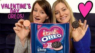 Valentine's Day (Love, Oreo) Taste Test!