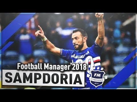(01) FM2018: Wschód Calcio - Słowianie przejmują Sampdorię!