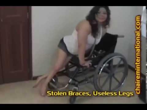 Women Leg Brace Movie 4