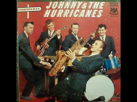 Johnny and the hurricanes - reveille rock  (hq)
