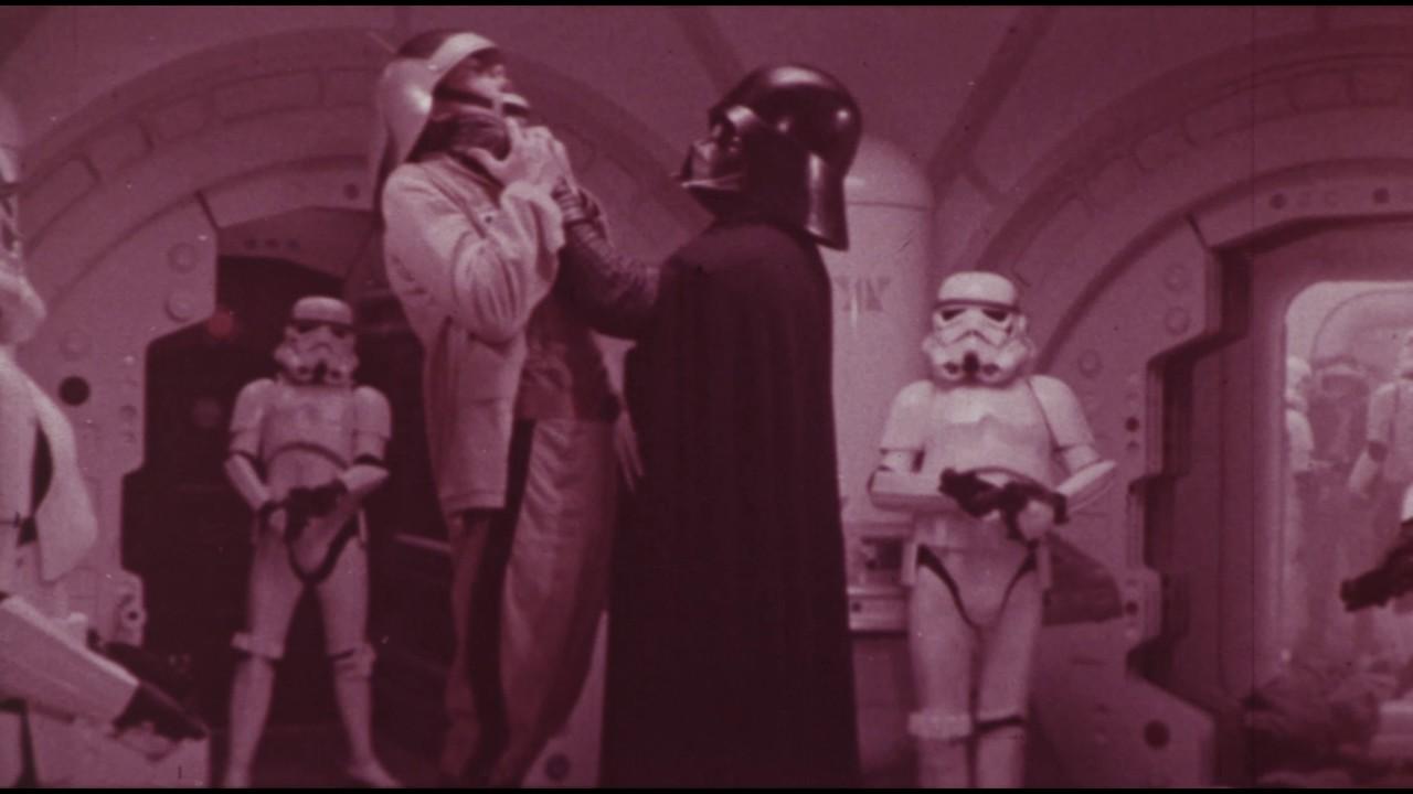 The Star Wars Trilogy | 16mm Star Wars Trailer in HD