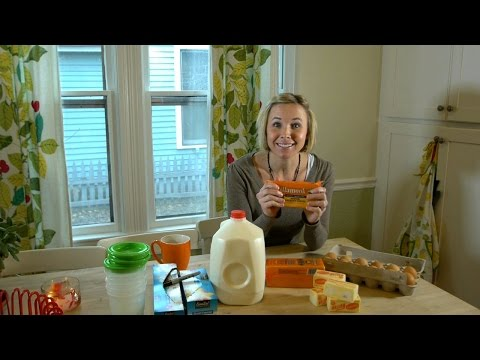 Learn How to Freeze Milk and Other Dairy Products When You Buy In Bulk