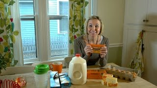 How To Freeze Dairy Products