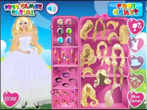 Juegos de barbie para jugar y vestir