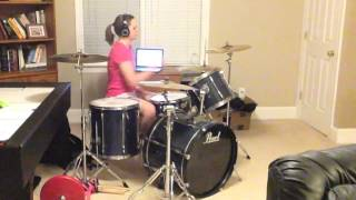 Camera Talk- Local Natives Drum Cover