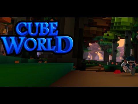 วิธีการ โหลด และ ติดตั้ง เกม Cube World