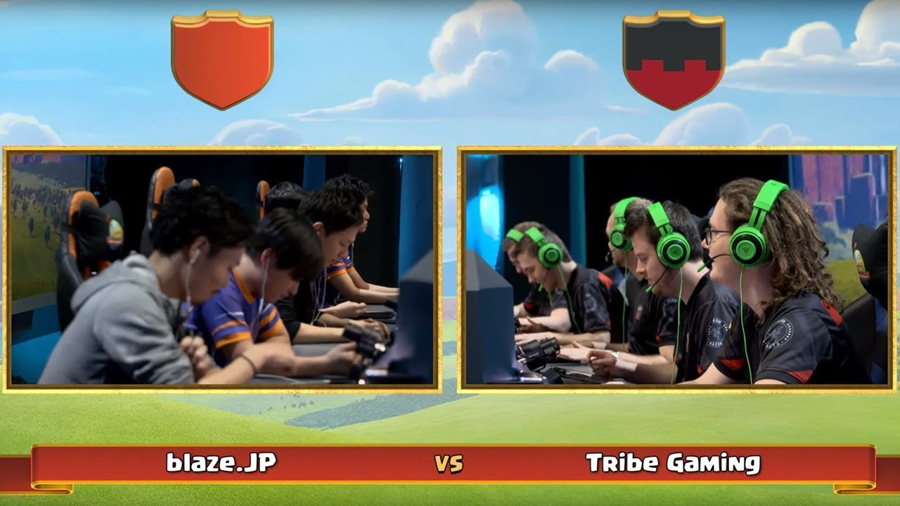 The FINAL BATTLE? Tribe Gaming vs. Blaze JP Clash of Clans LEGENDS