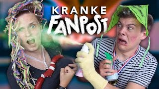 BEKLOPPTE FANPOST AUSPACKEN | Joey's Jungle