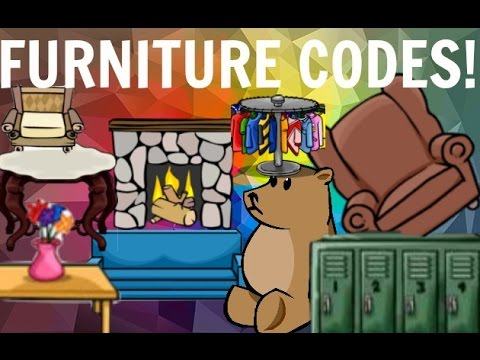 Furniture Codes Cpps.me