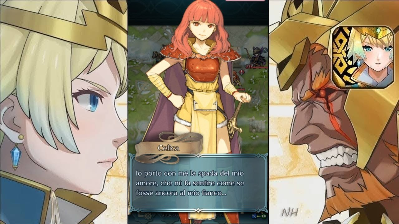 Fire Emblem Heroes Choose Your Legends 2018 With Celica Arrival Of The Brave Paralogue Ita Youtube This is a page about the choose your legends round 4 (cyl4) summoning event in fire emblem heroes (feh). youtube