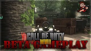 Call of Duty: WWII Beta Gameplay Live!