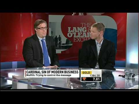 Mike Dover & Sean Moffitt - The Lang & O'Leary Exchange, CBC