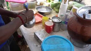 aloe vera juice   Healthy Indian street food